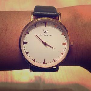 Wristology watch